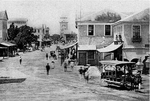 Georgetown tram