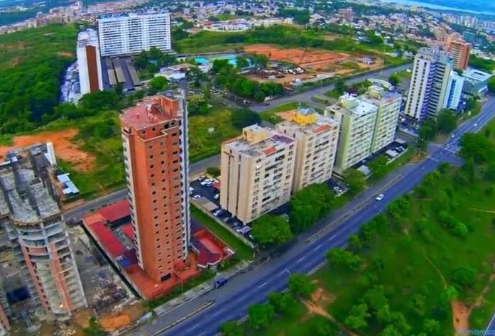 Guyana City Venezuela 2